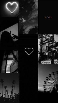 Cute Black Wallpaper, Black Phone Wallpaper, Mood Wallpaper, Iphone Wallpaper Tumblr Aesthetic, Aesthetic Desktop Wallpaper, Purple Wallpaper, Galaxy Wallpaper, Black Wallpapers Tumblr, Cool Backgrounds Wallpapers