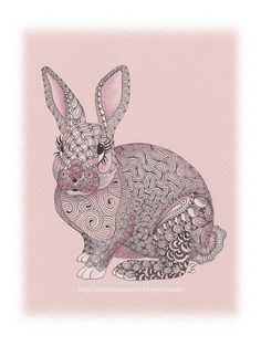 bunny langsdorf (2) | by long village lettering