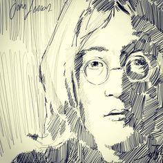 J. Lennon