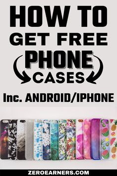 Free Phones, Get Free Stuff, Iphone Phone Cases, Android, Electronics, Consumer Electronics