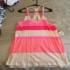 Tank Tank top new with tags So Tops