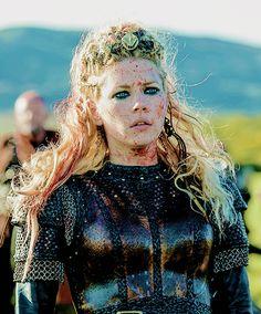 Lagertha in Vikings Season 5