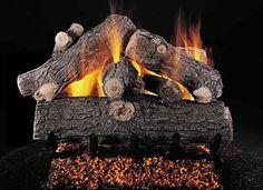 Prestige Oak Gas logs Available in sizes:18″24″30″36″42″48″54″60″