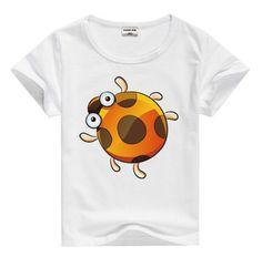 Dětské krásné tričko s krátkým rukávem beruška – détká trička + POŠTOVNÉ ZDARMA Na tento produkt se vztahuje nejen zajímavá sleva, ale také poštovné zdarma! Využij této výhodné nabídky a ušetři na poštovném, stejně jako … Tank Girl, Shirts For Girls, Kids Outfits, Children Clothing, Casual, Cotton, Mens Tops, T Shirt, Clothes