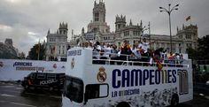 El plan de las celebraciones del R.Madrid   Defensa Central