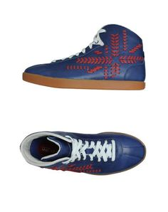 Alexander mcqueen puma Women - Footwear - High-top sneaker Alexander mcqueen puma on YOOX