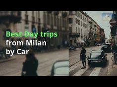 Lake Como Italy, Day Trips, Milan, Tourism, Watch, Car, Youtube, Travel, Turismo