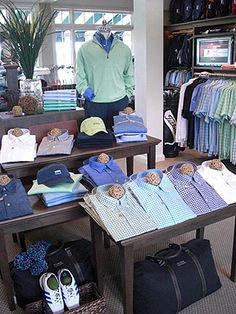 Golf Marketing Solutions - Custom Pro Shop, Golf Pro Shop Supplies, Golf Store Display