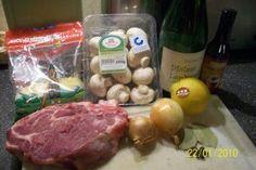 Das perfekte altes DDR -Rezept - Würzfleisch ♥ ♥ ♥-Rezept mit einfacher Schritt-für-Schritt-Anleitung: Das fleisch in 1 liter wasser mit…