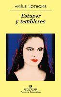 leerconlashache: Estupor y temblores (Amélie Nothomb)