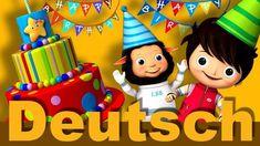 Alles Gute zum Geburtstag! | Kinderlieder | LittleBabyBum Happy Birthday, Birthday Greetings, Dear Daughter, Little Babies, Christmas Ornaments, Holiday Decor, Designer Wear, Margarita, Youtube