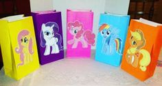 bolsitas golosineras mi pequeño pony / my little pony
