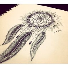 Without the feathers its a dream tattoo