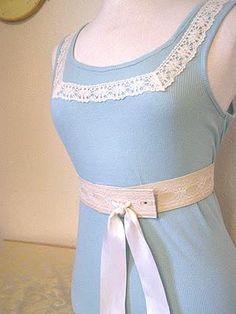 DIY belt