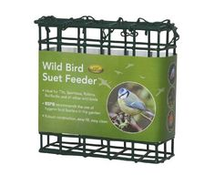 Proteam Uk Ltd Proteam Bc1000  Wild Bird Care Range  Suet Cage Feeder *** Continue to the product at the image link.Note:It is affiliate link to Amazon.