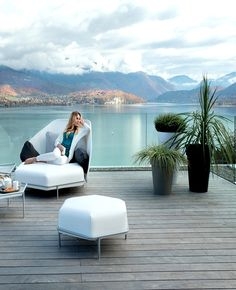 Outdoor Living in a different way.