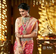Diamond Jewellery, Diamond Choker, 14k Gold Jewelry, Diamond Bangle, Diamond Rings, Saree Blouse, Wedding Sherwani, Bridal Lehenga, Wedding Sarees