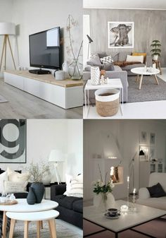 Most Popular Living Room Design Ideas for 2019 Small Living Room Design, Living Room Designs, Living Room Sofa, Living Room Decor, Scandinavian Furniture, Furniture Layout, Minimalist Home, Beautiful Interiors, Small Spaces