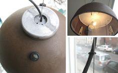 CPH Lamps (recycled street lamps from Copenhagen) Københavnerlampe