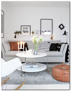 10 Ideas To Decorate Your Small Living Room In Your Rented Flat ...