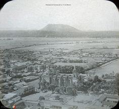 Panorama de Coyoacan de La Cd. de Mexico. - Fotos de Ciudad de México, Distrito Federal, México