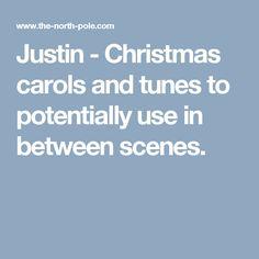 justin christmas carols and tunes to potentially use in between scenes christmas carol christmas carolcharlie brown - Charlie Brown Christmas Song Lyrics