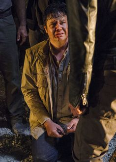 Eugene Porter in The Walking Dead 7.01: 'The Day Will Come When You Won't Be
