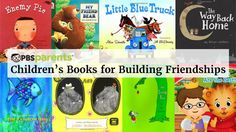 August 2nd is National Friendship Day, so celebrate the friends in your life with this selection of books on friendship for kids ages 0-9.