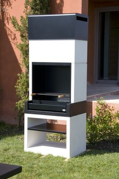 Barbecues Barbecue Extérieur En Béton Rondo Refreshing And Beneficial To The Eyes Barbecues, Chauffage Extérieur