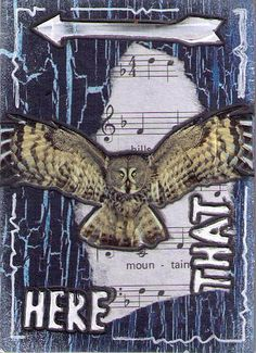 Hoot Owl 8of8