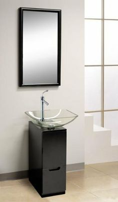 15 best Powder Room images on Pinterest   Modern bathroom vanities Designer Bathroom Vanities Powder on powder bathroom floors, powder bathroom light fixtures, powder bathroom sconces, powder bathroom decorating ideas, powder bathroom layout, powder bathroom granite, powder measure, powder bathroom decor, powder bathroom remodel, powder bathroom mirrors, powder bathroom makeovers, powder bathroom with vessel sink cabinets, powder bathroom paint,