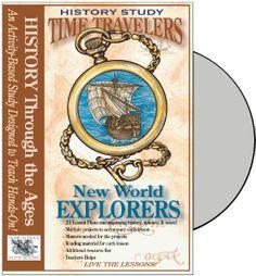 HTTA - Time Travelers - New World Explorers