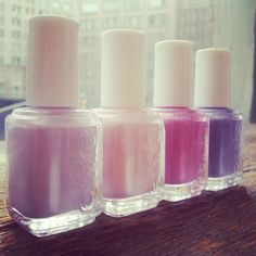 Essie 2013 Bridal Collection
