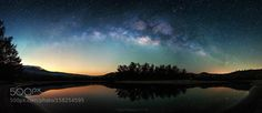Milky Way sans the calories  10 vertical frames stitched panorama  Camera: X-T1 Lens: Samyang 12mm f2 Focal Length: 12mm Shutter Speed: 30sec Aperture: f/f2 ISO/Film: 1600  Image credit: http://ift.tt/1UcAQda Visit http://ift.tt/1qPHad3 and read how to see the #MilkyWay  #Galaxy #Stars #Nightscape #Astrophotography