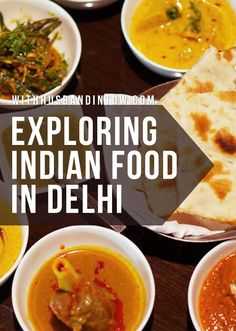 Hotel Dining At Its Best - JW Marriott Delhi | Exploring Indian Food in Delhi…