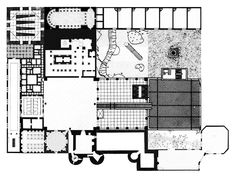 PLAN FOR A MUSEUM