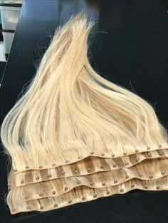 - This post has been a long time coming, I am beyond excited to share with you all my knowledge and love for hair KLIX extensions.Lets be honest. Hair Extensions Tutorial, Seamless Hair Extensions, Hair Extensions For Short Hair, Klix Hair Extensions, Summer Blonde Hair, Professional Hair Extensions, Hair Extension Care, Hair Extensions Before And After, Hair Creations