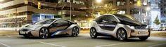 Voiture électrique : Bmw i4 : voiture sur prise à Los Angeles?