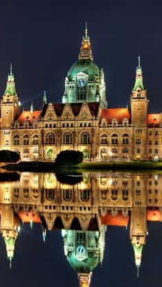 #Hannover, #Germany.   #Travel the world with amazing discounts and earn the commission with us! www.myfunlife2.com/?src=pn