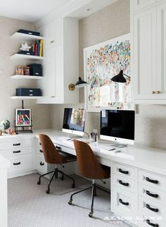 Cool 99 Cool and Creative Desk Design Ideas. More at http://www.99homy.com/2017/12/08/99-cool-and-creative-desk-design-ideas/