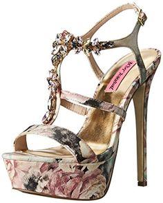 Betsey Johnson Women's Noblee Dress Sandal, Flower Multi, 7 M US Betsey Johnson http://www.amazon.com/dp/B00PRIBGRQ/ref=cm_sw_r_pi_dp_pYTBvb1NZQF1W