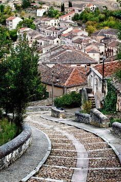 Sepúlveda, Segovia. ESPAÑA