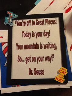 Quotes from Dr. Seuss