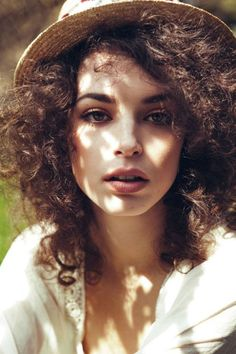 Italian model Weronika S.