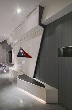 Wall Unit Designs, Living Room Tv Unit Designs, Tv Cabinet Design, Tv Wall Design, Modern Interior Design, Interior Design Living Room, Tv Unit Furniture Design, Modern Tv Units, Family Room Walls