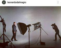 Behind the scenes 📸