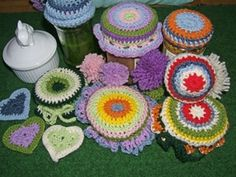Decorate Jam Jars and gift home made jams, pestos, chutneys, etc.