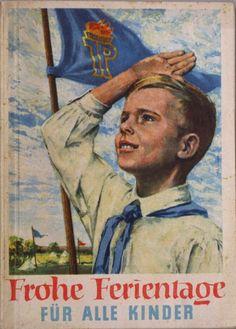 Junge Pioniere east germany der Osten hat aus der Vergangenheit gelernt - leider an dieser Stelle nichts dazugelernt, sondern nur weitergeführt ... mich gruselt es bei dem Anblick ... die Jungs in der HJ haben die Kameradschaft auch sehr genossen ...