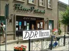 former East Germany museum  DDR-Museum in Malchow - RFT Rundfunk- und Fernsehtechnik aus 40 Jahren DDR, ...    mueritzinformation.de Ddr Museum, East Germany, Bauhaus, Small Towns, Berlin, Belgium, Places, Facebook, Travel
