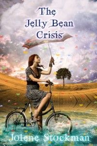 Book Review: Jolene Stockman's The Jellybean Crisis YA book